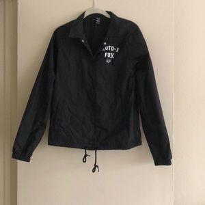 Fox Women's Pit Stop Coaches Jacket